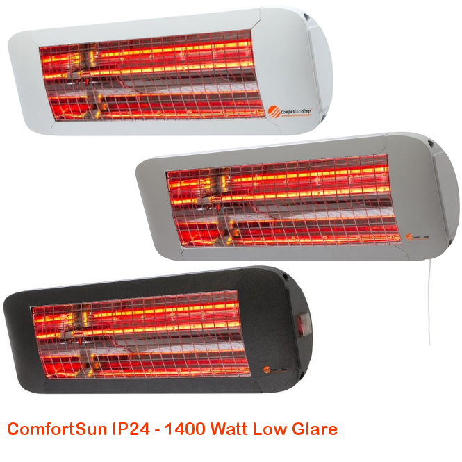 ComfortSun IP24 - Low Glare 1400 Watt-cat©www.comfortsun-shop.be