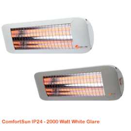 ComfortSun IP24 -White Glare 2000 Watt-cat©www.comfortsun-shop.be