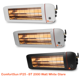 ComfortSun IP25 BT-White Glare 2000 Watt-cat©www.comfortsun-shop.be