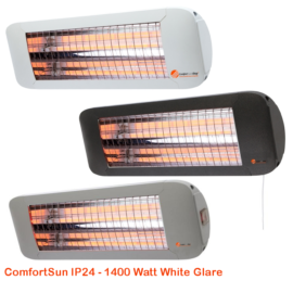 ComfortSun IP24 -White Glare 1400 Watt-cat©www.comfortsun-shop.be